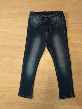 Новые джинсы для девочки. Чернигов. фото 1