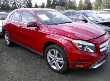 2014 Mercedes GLA 250 AWD США. Киев. фото 1