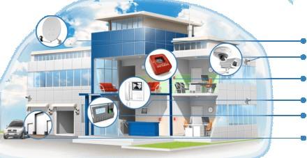Системы безопасности. Пожарная сигнализация. CCTV. Системы видеонаблюдения. Одесса. фото 1