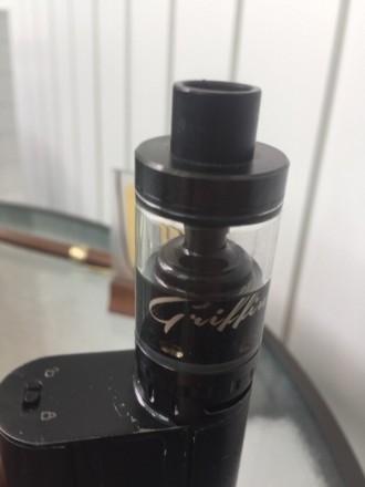 Электронная сигарета ( istick tc100w и griffin 25 ) Вейп. Ирпень. фото 1