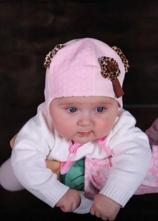 DemboHouse. Демі шапочка для маленької дівчинки.. Полтава. фото 1