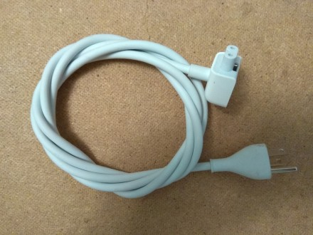 Трехконтактный кабель для Apple Macbook Трьохконтактний кабель. Ивано-Франковск. фото 1