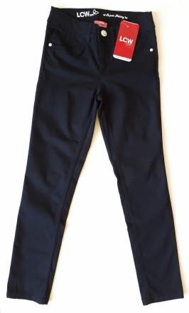 Джинсы (брюки) для девочки LC Waikiki, рост 140, новые. Киев. фото 1