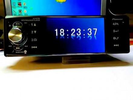 4.1 Дюймовый ЖК-Дисплей Аудио  Видео MP5 Плеер с USB SD AUX Портами  вы все еще. Киев, Киевская область. фото 5