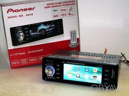 4.1 Дюймовый ЖК-Дисплей Аудио  Видео MP5 Плеер с USB SD AUX Портами  вы все еще. Киев, Киевская область. фото 1