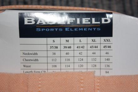 Продам рубашку BASEFIELD L regular fit, абрикосовая . Привезена из Германии Вор. Киев, Киевская область. фото 7