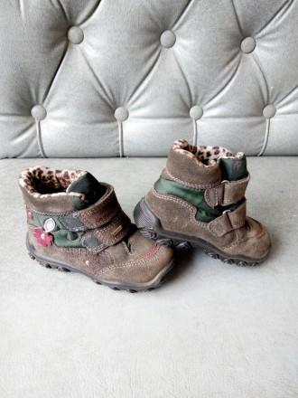 Ботинки на девочку. Александрия. фото 1