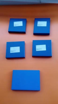 Штемпельна подушечка. Подушка змінна до печаток, оснащення Trodat 6/4924 40 мм. Киев. фото 1