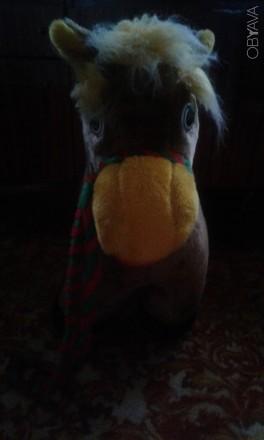 мягкая игрушка лошадка. Харьков. фото 1