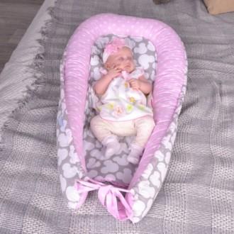 Babynest подушка-кокон Микки. Кривой Рог. фото 1
