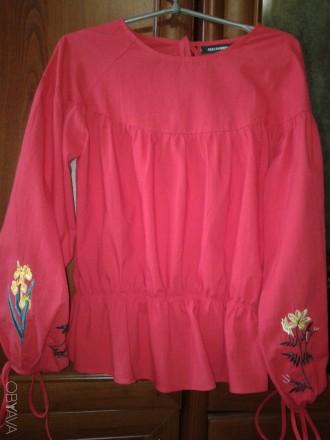 Красива блуза. Ромны. фото 1