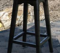 Табурет, Стул барный деревянный. Чернигов. фото 1
