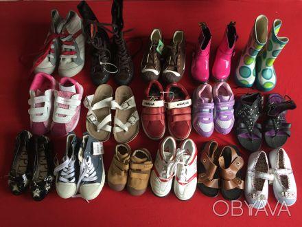 Сток детской обуви Германия. Продажа по сезону!  Цена 13,95 евро / кг  Лоты. Львов, Львовская область. фото 1