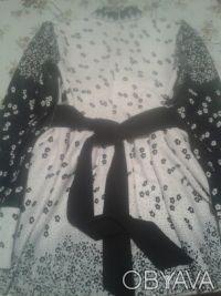 Нарядное платье, одевали пару раз на утренник, быстро выросли.В отличном состоян. Одесса, Одесская область. фото 5