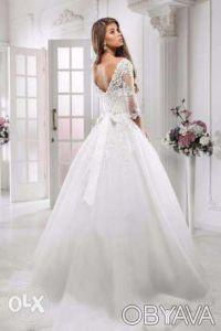 Продам счастливое и шикарное свадебное платье. Одесса. фото 1
