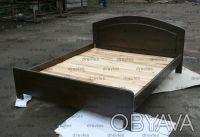 Двуспальная кровать. Чернигов. фото 1