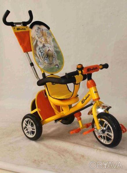 Велосипед трёхколёсный НОВЫЙ Lexus Trike SAFARI - это новая серия велосипедов Ле. Київ, Київська область. фото 1
