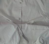 Халаты докторские белые. Абсолютно новые. 100% хлопок СССР и 100% бязь.Также бел. Чернигов, Черниговская область. фото 3