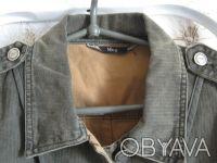 Стильний жіночий піджак MANGO р. XL куртка джинс. Кривой Рог. фото 1