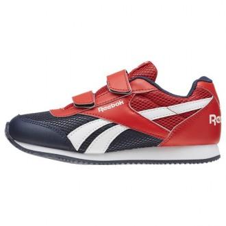Детские кроссовки Reebok Royal Classic Jogger 2.0 - яркая и удобная обувь для ва. Киев, Киевская область. фото 7
