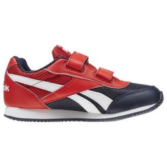 Детские кроссовки Reebok Royal Classic Jogger 2.0 - яркая и удобная обувь для ва. Киев, Киевская область. фото 6