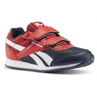 Детские кроссовки Reebok Royal Classic Jogger 2.0 - яркая и удобная обувь для ва. Киев, Киевская область. фото 2