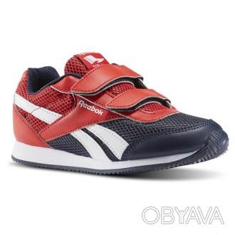 Детские кроссовки Reebok Royal Classic Jogger 2.0 - яркая и удобная обувь для ва. Киев, Киевская область. фото 1
