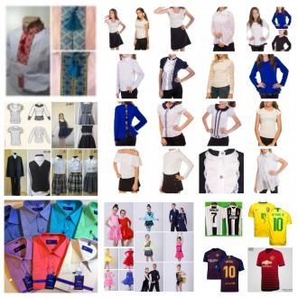 Рубашка,сорочка шкiльна,бабочка,жилетка,брюки, пиджаки,сарафаны,школьные,блузы,. Сумы, Сумская область. фото 9