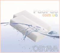 Меламінові губки якісні, білі, 10*6*2см, купити гуртом, роздріб,. Острог. фото 1