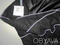 Платье-сарафан шерстяной TRAUM, можно для школы. Нестандартная модель. Серо-че. Киев, Киевская область. фото 9