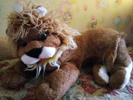 мягкая большая детская игрушка симпатичный ЗАЙЧИК.в хорошем состоянии(дети не иг. Житомир, Житомирская область. фото 3