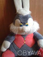 мягкая большая детская игрушка симпатичный ЗАЙЧИК.в хорошем состоянии(дети не иг. Житомир, Житомирская область. фото 2