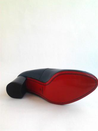 Туфли L2949  Производство   - Украина Материал верха -  натуральная кожа, лак. Киев, Киевская область. фото 6