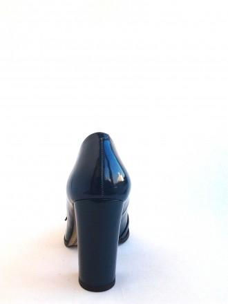 Туфли L 2940  Производство   - тм Lider Материал верха -  натуральная кожа, л. Киев, Киевская область. фото 3