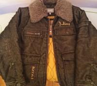 Демисезонная куртка на мальчика рост 134-140. Киев. фото 1