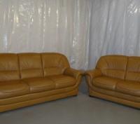 Продам Б/У кожаную мебель с Германии. Новоукраинка. фото 1