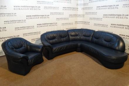 Продам Б/У кожаную мебель с Германии. Буковель. фото 1