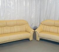 Продам Б/У кожаную мебель с Германии. Никополь. фото 1
