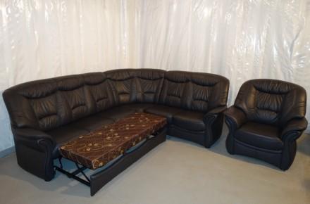 Продам Б/У кожаную мебель с Германии. Могилев-Подольский. фото 1