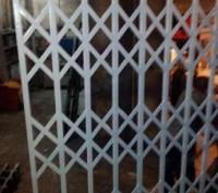 Производитель раздвижных решеток в Днепропетровске! Более 17 лет на рынке Украин. Днепр, Днепропетровская область. фото 3