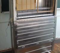 Бактерицидная ультрафиолетовая установка стерилизации сотов. Сумы. фото 1