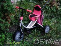 Детский велосипед трёхколёсный. Харьков. фото 1