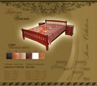 Кровать Верона. Одесса. фото 1