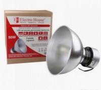Светильник для высоких пролетов 50W EH-HB-3043. Киев. фото 1
