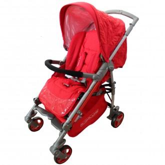 Прогулочная коляска Babylux Carita (4 колеса) аналог Peg-Perego Si!!!. Бровары. фото 1
