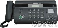 Телефон-факс Panasonic KX-FT982. Днепр. фото 1