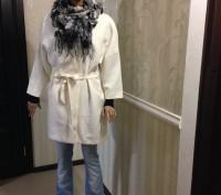 Пальто на запах, H&M, размер L. Одесса. фото 1