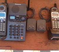 Продам беспроводной радиотелефон Panasonic. Житомир. фото 1