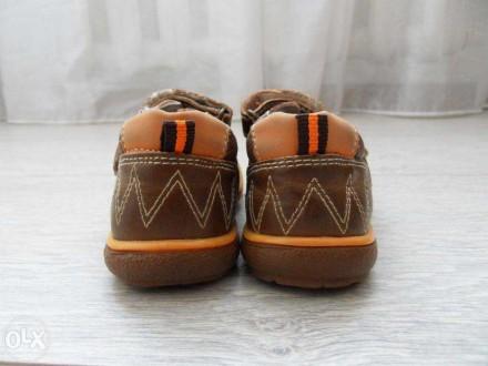 Кроссовки кожа 100% производитель канада, носил один ребёнок, состояние 4 из 5. . Лубны, Полтавская область. фото 5