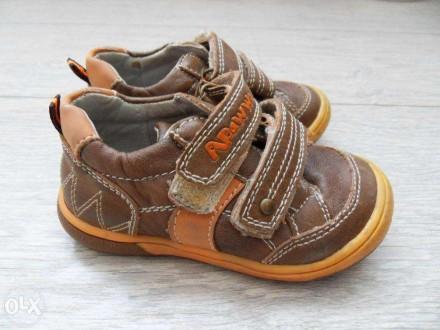 Кроссовки кожа 100% производитель канада, носил один ребёнок, состояние 4 из 5. . Лубны, Полтавская область. фото 3